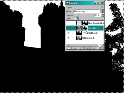 Editing the Layer Mask