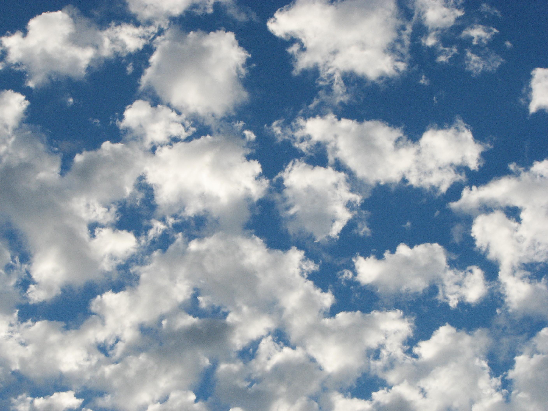 Blue Sky & Clouds ...